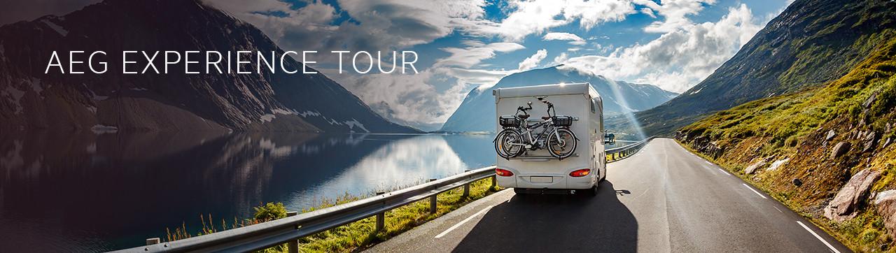 AEG EXPERIENCE TOUR